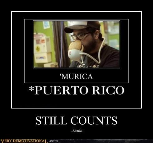 burger puerto rico america funny - 7539125504
