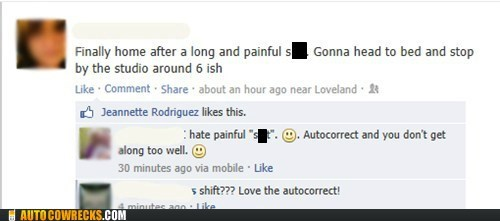 autocorrect,pooping,funny
