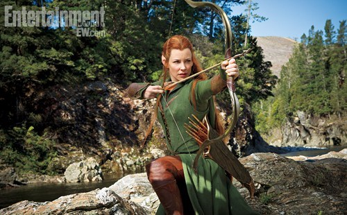 evangeline lilly movies The Hobbit - 7540945152