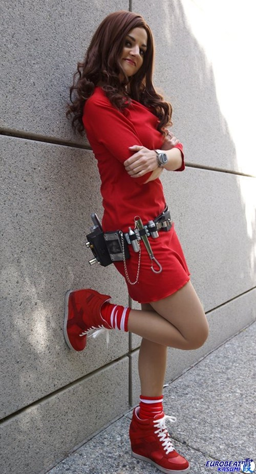 clara oswin oswald,cosplay,doctor who,series 7