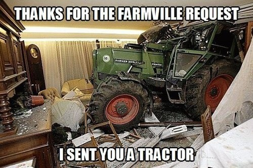 tractor Farmville crash failbook g rated - 7541023232