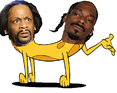 CatDog snoop lion Music pun katt williams funny - 7541096704