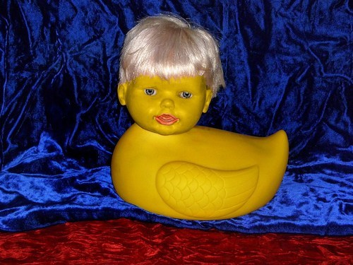 wtf creepy dolls ducks funny - 7541141504