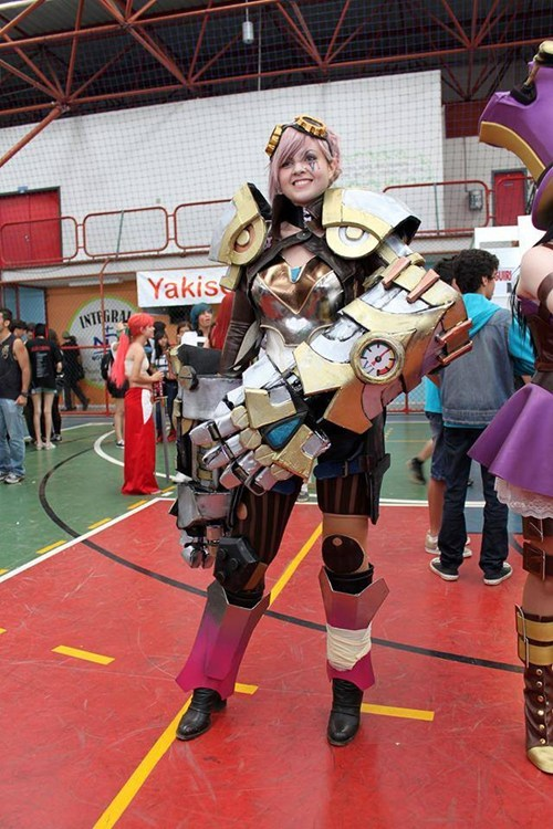 cosplay league of legends video games - 7541249792
