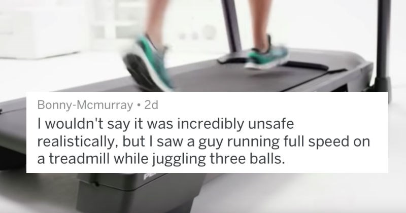 gym safety