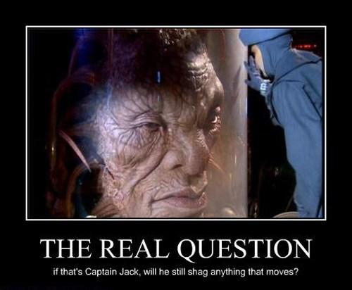 Torchwood shag captain jack funny - 7541582080