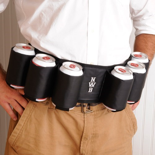 beer invention holster funny