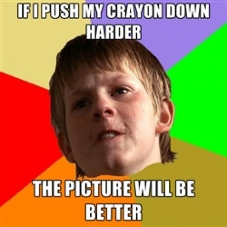 crayons determination coloring funny - 7541792000