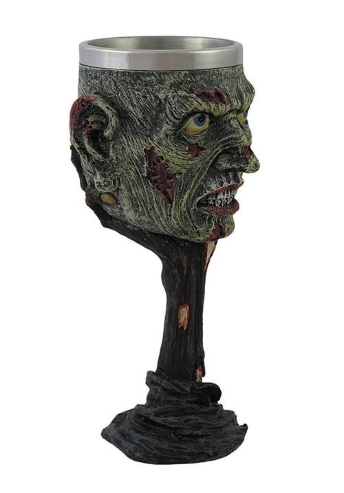 wine glass zombie funny - 7541937408