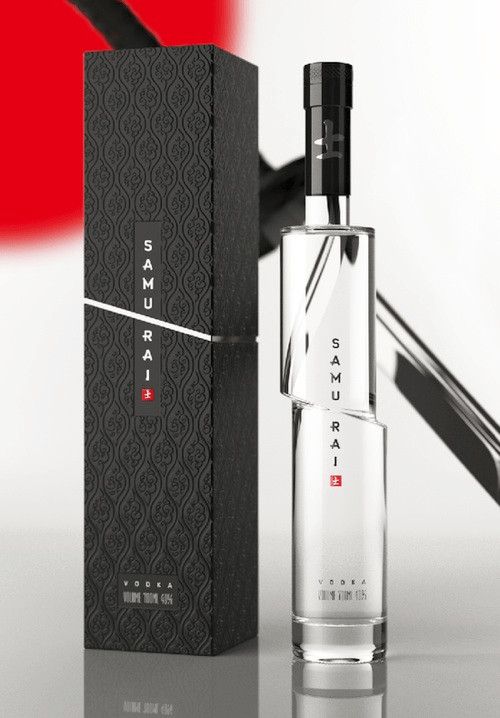 samurai vodka funny - 7542173440