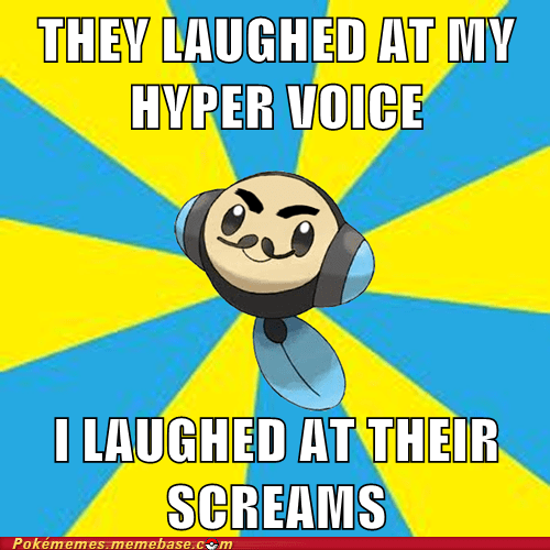 hyper voice Memes tympole - 7542401536