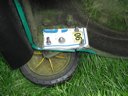 license plates lawn mowers funny - 7542634240
