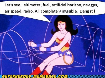 wonder woman invisible jet funny - 7543817984