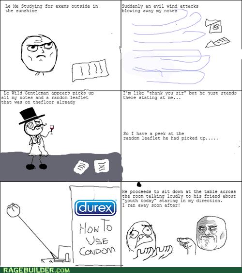 studying school condoms truancy story - 7543886848