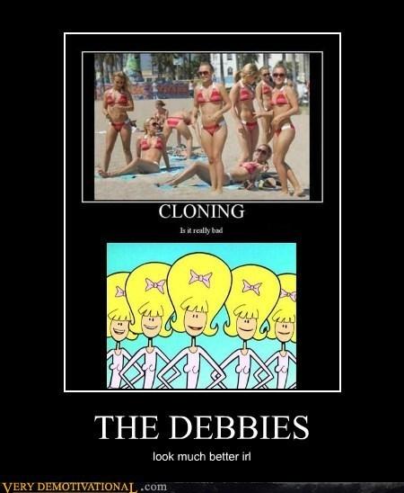 debbies clones funny - 7544171264