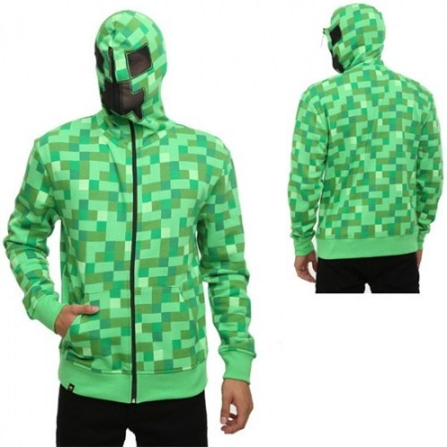 sweatshirts minecraft creeper minecraft funny - 7544233984