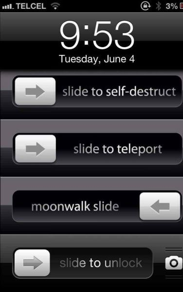 """Self-Deconstruct"" and ""Teleport"" are Awfully Close Together..."