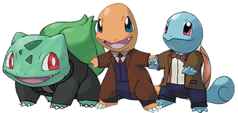 crossover Pokémon Fan Art doctor who - 7544494080