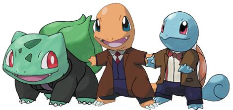 crossover Pokémon Fan Art doctor who - 7544494080