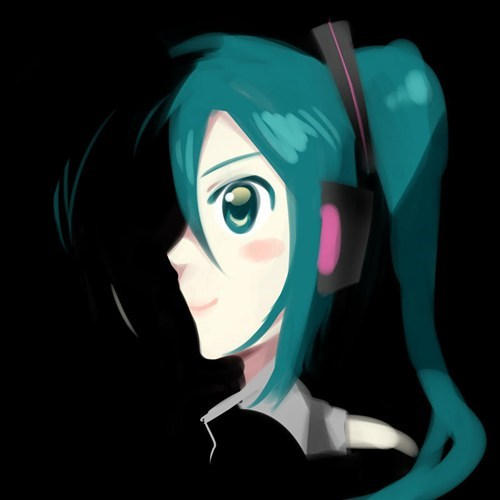 Fan Art Hatsune Miku vocaloid - 7544534784