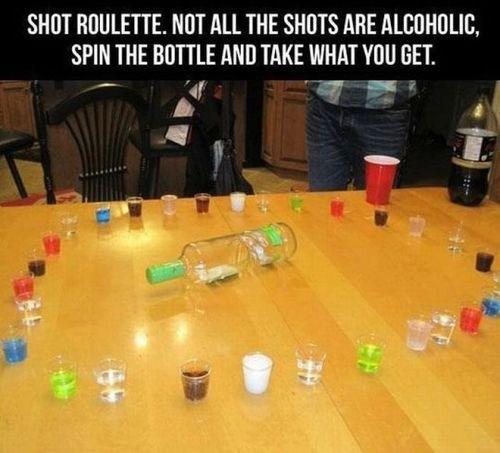 roulette vodka funny - 7544967680