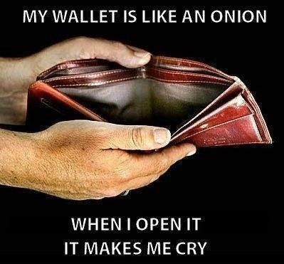 wallets,money,crying