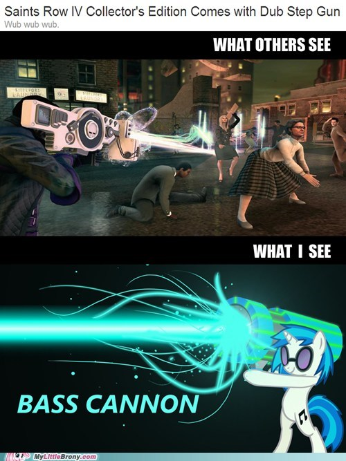 dubstep vinyl scratch bass saints row IV