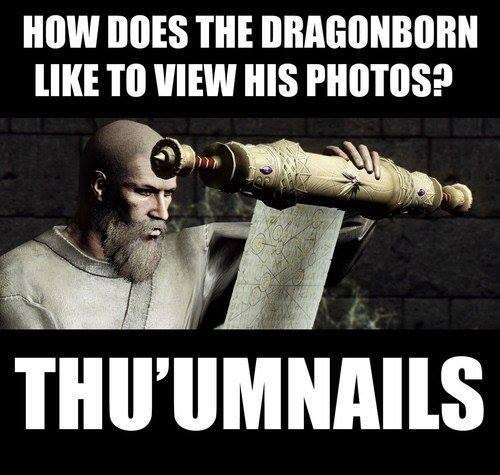 thumbnails the elder scrolls puns Skyrim - 7545254144