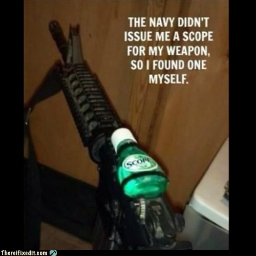 navy military mouthwash funny weapons