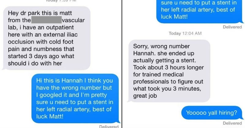 wrong number text wrong coincidence funny FAIL Awkward lol ridiculous stupid win - 7547653