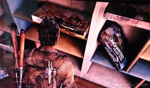 Jak and Daxter uncharted naughty dog easter eggs the last of us - 7548115456