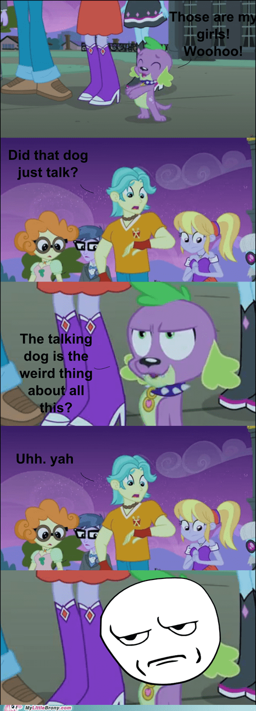 spike,dogs,equestria girls