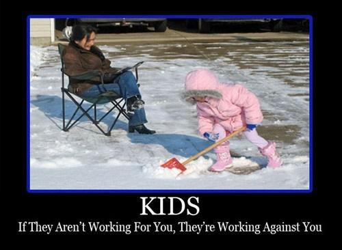 boss wtf kid chores funny - 7548504576
