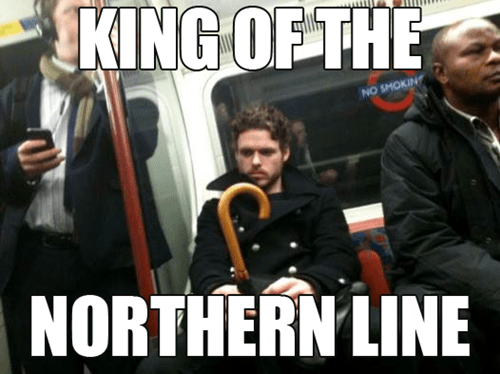 Game of Thrones,Robb Stark,Subway,funny