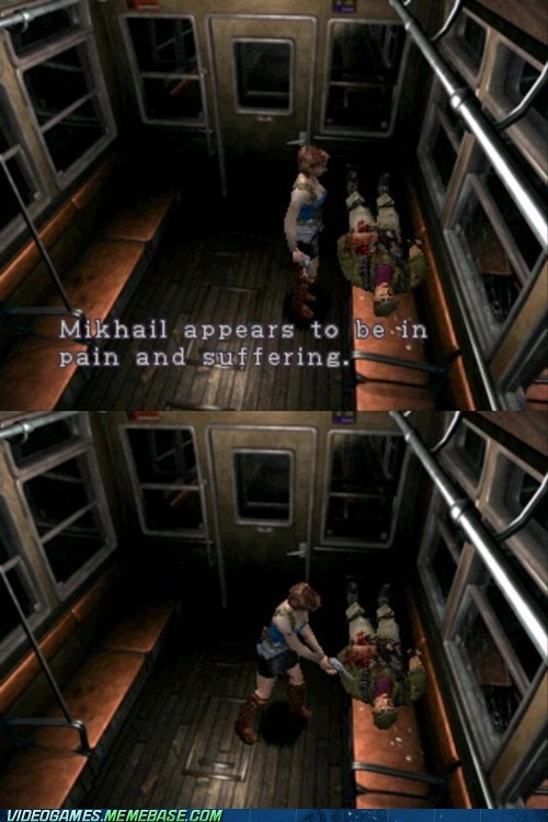 goodbye,feels,resident evil