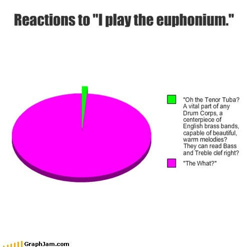 pie charts Music graphs funny euphonium g rated - 7552741376