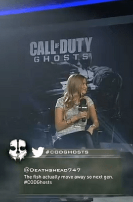 call of duty,twitter,call of duty ghosts