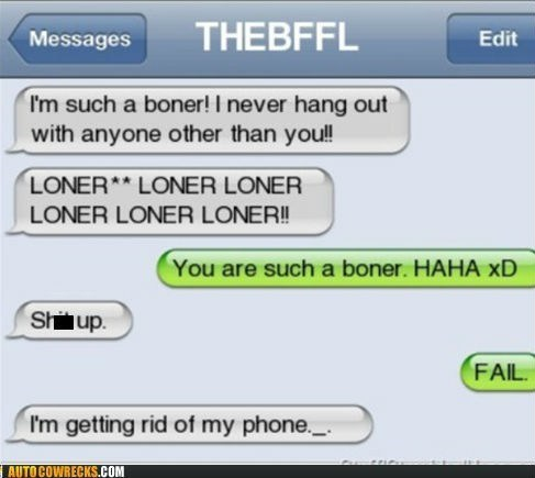 boners funny-loners bffl
