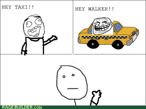 trolling poker face taxi - 7556597760