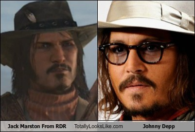 Jack Marston From Rdr Totally Looks Like Johnny Depp Totally Looks