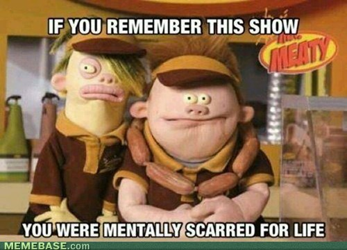 mr-meaty,childhood,cartoons