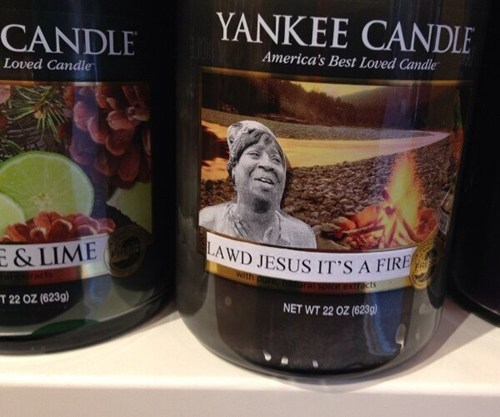 aint-nobody-got-time candles sweet brown - 7557538304