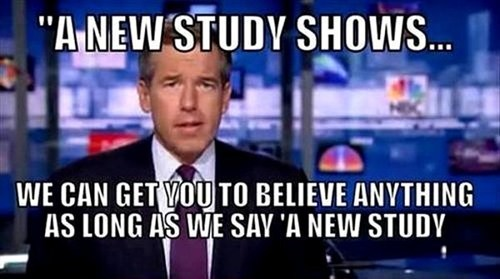 news facts studies funny