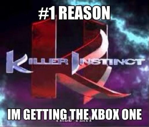 E32013,rare,killer instinct,microsoft,xbox one