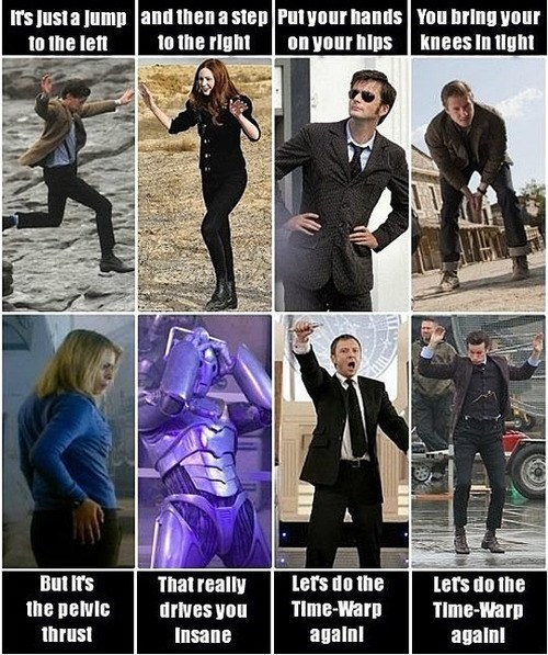 crossover time warp doctor who - 7558334976