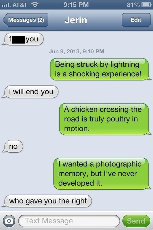 friends puns texting funny - 7558352128