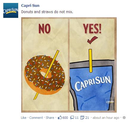 straws,capri sun