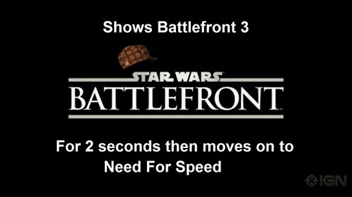 E32013 battlefront star wars EA - 7558613504