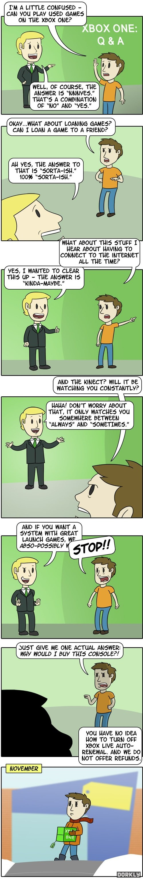 E32013 dorkly comics xbox one - 7558649088