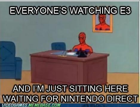 E32013 e3 Memes nintendo - 7558853632